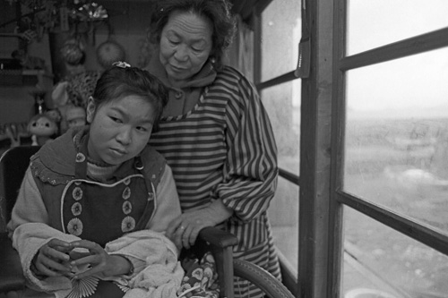 eugene smith minamata photo essay Smith and his japanese wife lived in the city of minamata from 1971 to 1973 and took many photos as part of a photo essay detailing the effects of minamata disease, which was caused by a chisso factory discharging heavy metals into water sources around minamata.